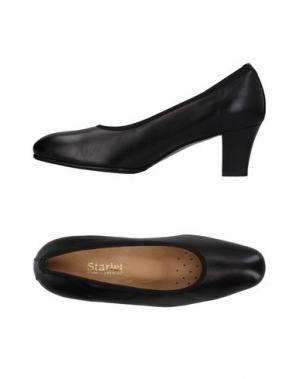 Туфли STARLET. Цвет: черный
