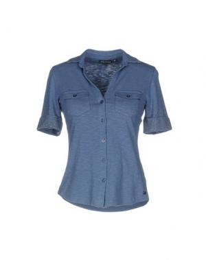Pубашка RIVER WOODS. Цвет: грифельно-синий