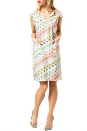 Платье Riani. Цвет: grey