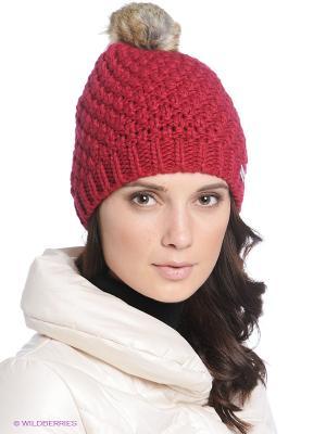 Шапка Huddle Hat REGATTA. Цвет: красный