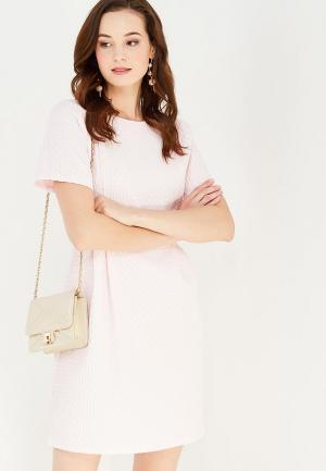 Платье Cocos. Цвет: розовый