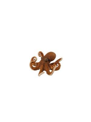 Осьминог, XL Collecta. Цвет: коричневый, белый