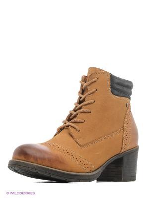 Ботинки Nexpero. Цвет: рыжий