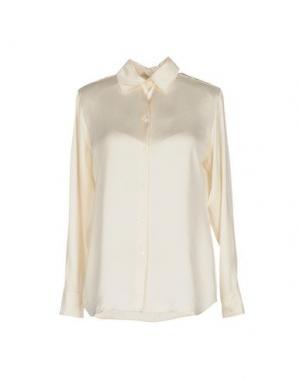 Pубашка BOUCHRA JARRAR. Цвет: белый