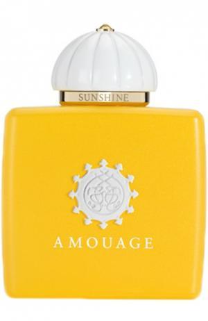 Парфюмерная вода Sunshine Amouage. Цвет: бесцветный