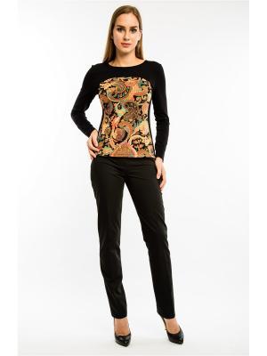 Лонгслив MoNaMod New Look. Цвет: черный, светло-оранжевый, фуксия, оранжевый, персиковый