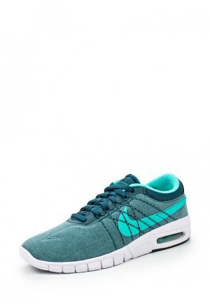 Кроссовки Nike. Цвет: бирюзовый
