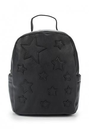Рюкзак diva. Цвет: черный