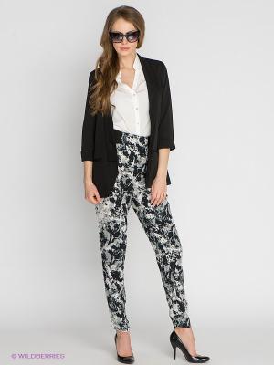 Брюки Vero moda. Цвет: черный, белый, серый