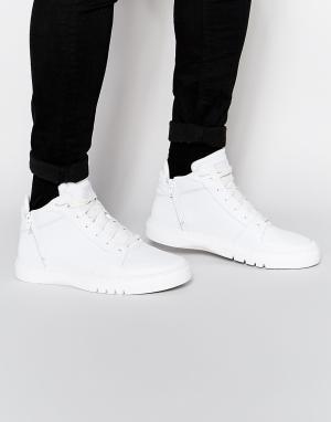 Creative Recreation Средние кроссовки Adonis. Цвет: белый