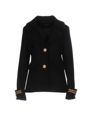 Пальто MASON'S. Цвет: черный