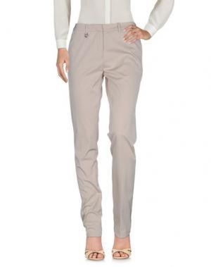 Повседневные брюки AIGNER. Цвет: бежевый