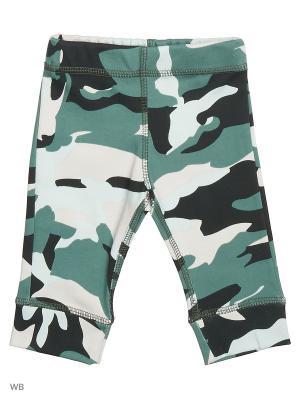 Брюки Military Babich Baby. Цвет: черный, белый, светло-зеленый