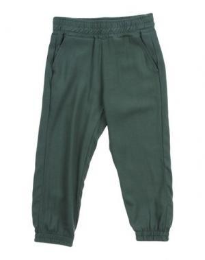 Повседневные брюки AMELIA. Цвет: зеленый
