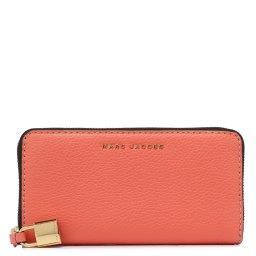 Кошелёк  M0013603 оранжево-розовый MARC JACOBS