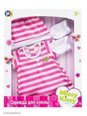 Одежда для куклы JC Toys. Цвет: розовый