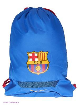 Рюкзак ALLEGIANCE BARCELONA GYMSACK Nike. Цвет: синий, красный, желтый