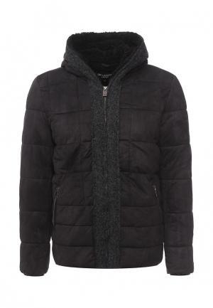 Куртка утепленная Dry Laundry. Цвет: черный