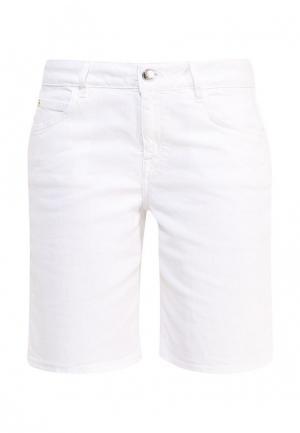 Шорты джинсовые Ice Play. Цвет: белый