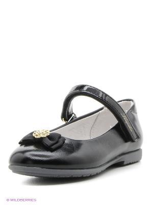 Туфли Kapika. Цвет: черный