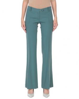Повседневные брюки CELYN B.. Цвет: цвет морской волны