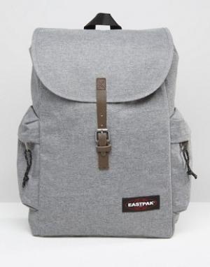 Eastpak Серый рюкзак Austin. Цвет: серый
