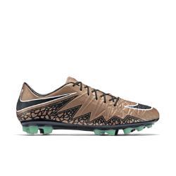 Мужские футбольные бутсы для игры на искусственном газоне  Hypervenom Phatal Nike. Цвет: коричневый