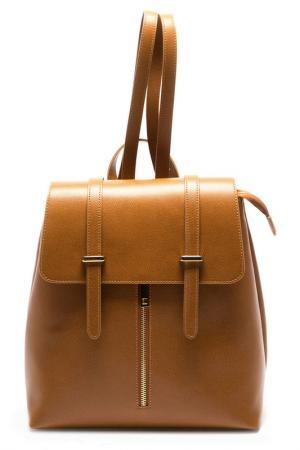 Рюкзак SOFIA CARDONI. Цвет: коричневый