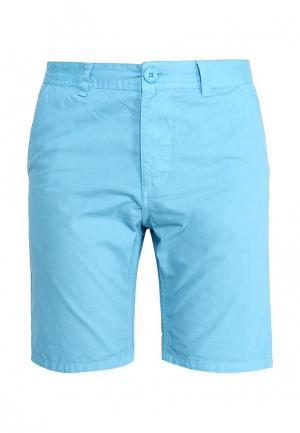 Шорты Fresh Brand. Цвет: голубой