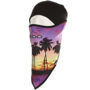 Маска  Mountain Facemask Sunset Neff. Цвет: мультиколор