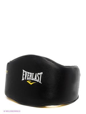 Защита корпуса Muay Thai Everlast. Цвет: черный