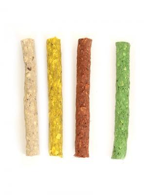 Набор палочки MIX 5-15 мм TRIOL. Цвет: светло-коричневый
