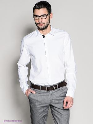 Рубашка 18CRR81 CERRUTI. Цвет: белый