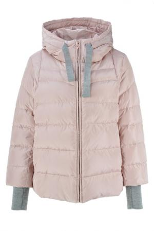 Куртка Bulmer. Цвет: пудрово-розовый