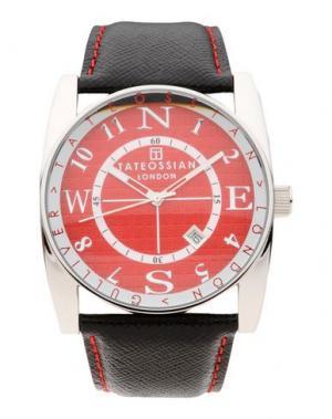 Наручные часы TATEOSSIAN. Цвет: красный