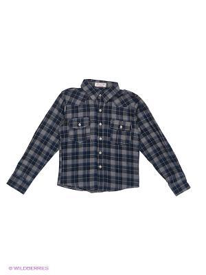 Рубашка DAMY-M. Цвет: серый