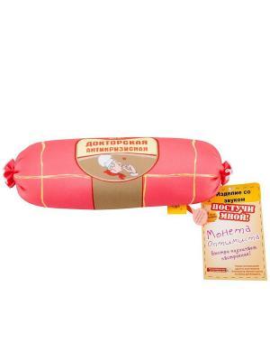 Колбаса докторская антикризисная Ваш подарок. Цвет: розовый