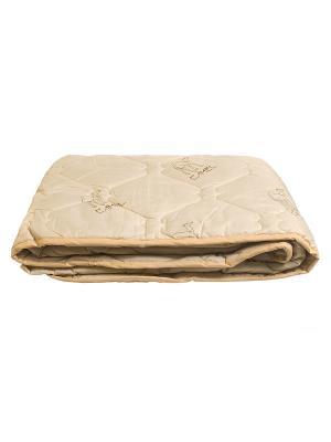 Одеяло ТекСтиль. Цвет: бежевый