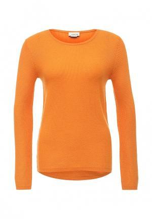 Джемпер Rodier. Цвет: оранжевый