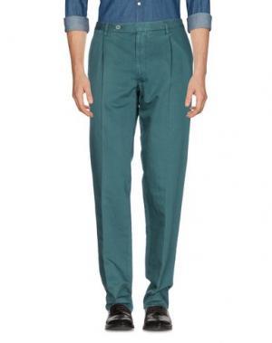 Повседневные брюки ROTASPORT. Цвет: зеленый