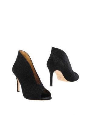 Ботинки L'ARIANNA. Цвет: черный