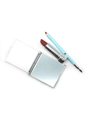 Набор декоративной косметики 3 по цене 1 YLLOZURE. Цвет: бежевый, красный, розовый, коричневый