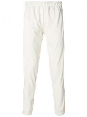 Спортивные брюки с лампасами Astrid Andersen. Цвет: телесный