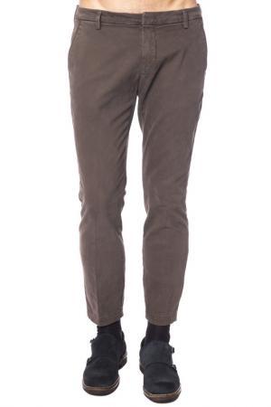 Pants Michael Coal. Цвет: dark brown