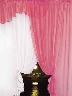 Вуаль Season. Цвет: розовый