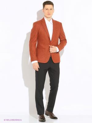 Пиджак MONDIGO. Цвет: терракотовый