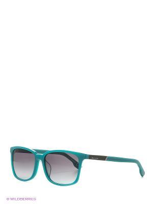 Солнцезащитные очки DL 0122-F 93В Diesel. Цвет: голубой