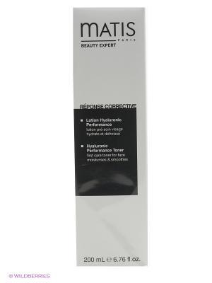 Корректирующая Линия тонизирующий лосьон с гиалуроновой кислотой, 200 мл Matis. Цвет: белый, черный