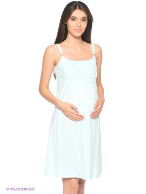 Комплект для беременных и кормящих FEST. Цвет: зеленый, бирюзовый