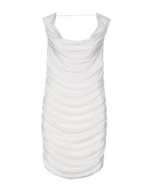 Короткое платье YES LONDON. Цвет: белый